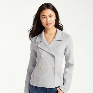 Tommy Bahama Ladies Aruba Knit Peacoat Jacket